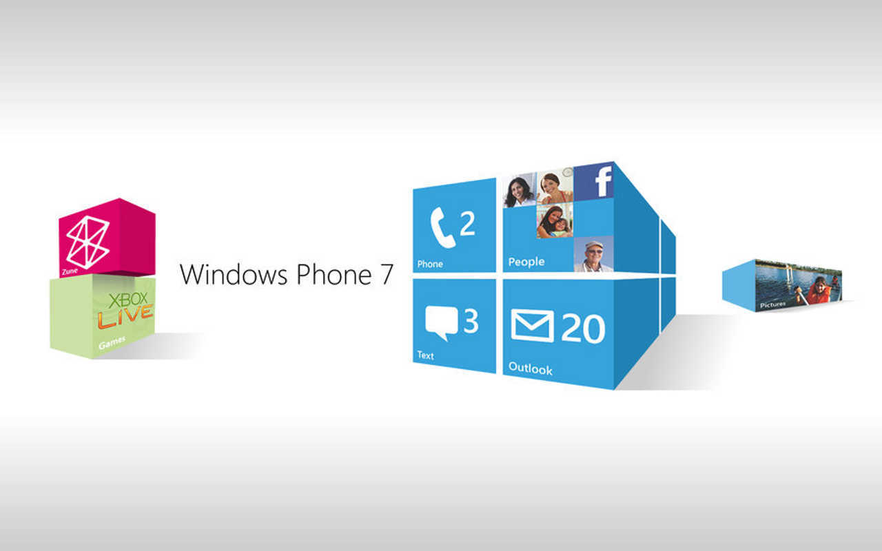 Windows Phone 7 Boxes